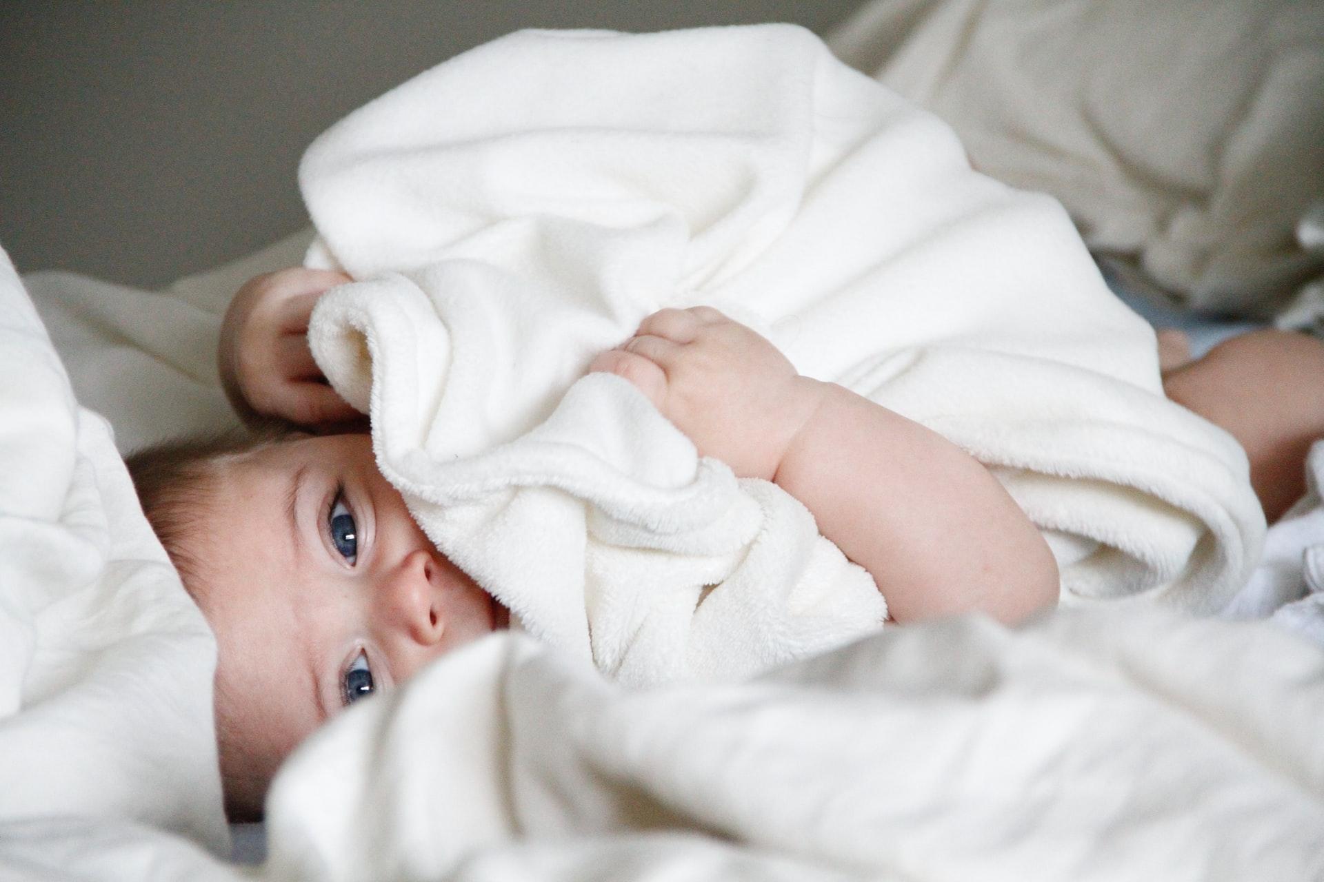 Quand mon bébé sourira-t-il ?